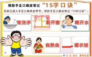 手足口预防